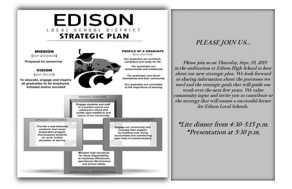 Edison Strategic Plan