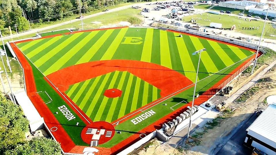 Aerial photos courtesy of Greg Scalley